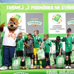 """XV Turniej Piłki Nożnej """"Z Podwórka na Stadion o Puchar Tymbarku)"""