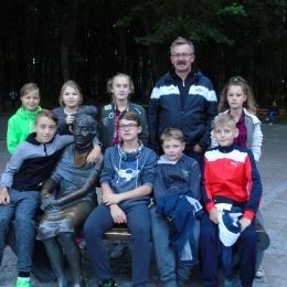 Obóz w Ustce 2016