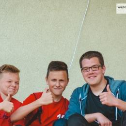 Młodziki w meczu ze Skrwą Skrwilno