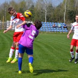 Trampkarze 2001: 25.04.2015 ŁKS Łochów vs Akademia Lolka Łazy 5:1 (3:0)