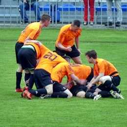 III liga PIAST Tuczempy - RESOVIA Rzeszów 1:2(0:1) [2016-04-29]