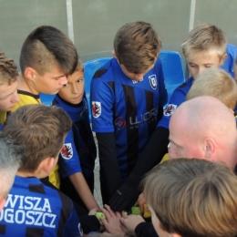 Rewanżowy mecz ligowy z drużyną Gwiazdy Bydgoszcz!