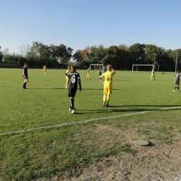2018-10-13 Mładzik: Orla Jutrosin 0 - 2 Szok Bojanowo