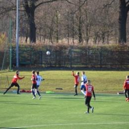 Sparing: Unia Wrocław I - Parasol Wrocław 3:2