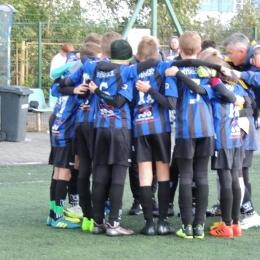 Mecz ligowy z MUKS CWSZ Bydgoszcz!