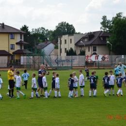 Przyszłość Włochy vs SEMP Warszawa 5:1 (2:0)