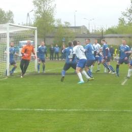 07.05.2017: Zawisza - Ramiel Bydgoszcz 3:1 (klasa B)