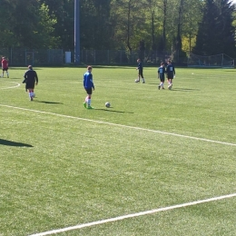 KP Kamień -  Inter Krostoszowice :: B-Klasa Rybnik 8.05.2016