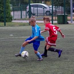 Turniej o Puchar Burmistrza- młodzik