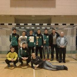 Halowe Mistrzostwa CHOZPN Juniorów