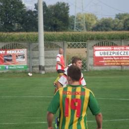 Mecz z Borowikiem Szczejkowice