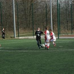 Żaki 2007: ŁKS Łochów vs KS Łomianki 8:7
