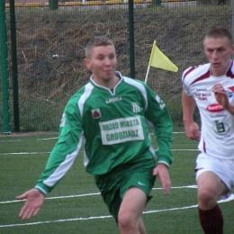 Olimpia II Grudziądz - Chełminianka Basta Chełmno (4.10.2009 r.)