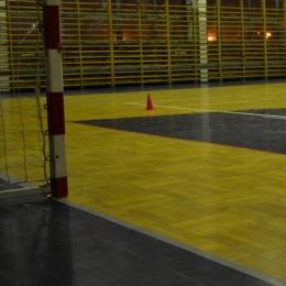 Grupa Orlik 2005-2006 -trenera Tomasza Niemiry ,TRENING 8.12.15r.na hali !