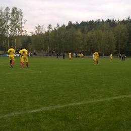 Borowik Szczejkowice -  Inter Krostoszowice :: B-Klasa Rybnik 9.10.2016