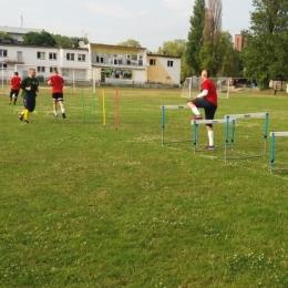 Pierwszy trening okresu przygotowawczego sezonu 2017/2018
