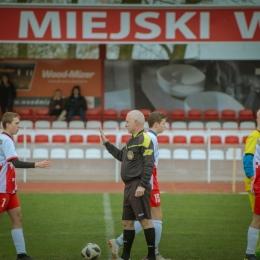 ROCZNIK 2004: MKS Olimpia Koło - Tulisia Tuliszków 11.04.2019
