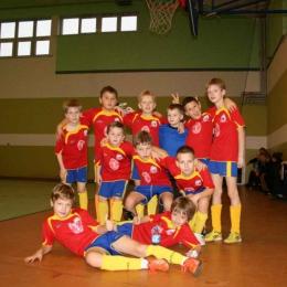 Listopadowy turniej 2005  w Trąbkach Wielkich
