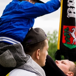 Mecz ligowy Bronowice Lublin - Perła Mełgiew (1:2) 14.05.2016