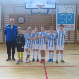 Turniej o Puchar Dyrektora GOSiR Komorniki