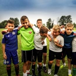 Letni obóz w Wąsoszu