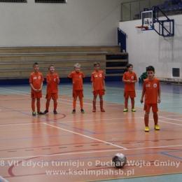 15.12.2018 VII edycja turnieju o Puchar Wójta Gminy Poczesna