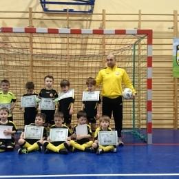 Turniej Halowy Rafin Cup 27.02.2016