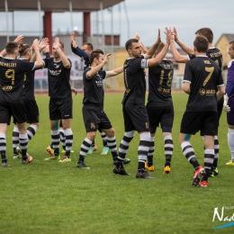 III liga 2014/15: Wisła Sandomierz 0-1 Korona II Kielce