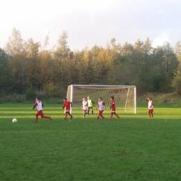LKS Czaniec - BBTS Podbeskidzie 09.10.2017r.