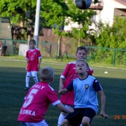 Orły Zielonka vs SEMP Warszawa 14:4