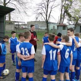 2018-04-14 Młodzik : Orla Jutrosin 0 - 2 Korona Piaski
