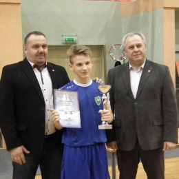 ROCZNIK 2003: Turniej o Puchar Burmistrza Miasta Turek (28.01.2017)