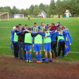 Puchar Polski WKS Nożyno 1 - 3 GTS Czarna Dąbrówka