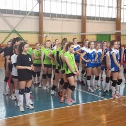 Młodziczki - sezon 2014/2015
