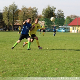 Sokół Sietesz - Żuraw - 25.10.2015