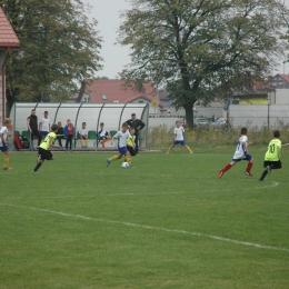 Młodziki 2004:ŁKS Łochów vs Korona Jadów 4:0 13.09.2015