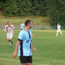 DKS Dobre Miasto - Zatoka Braniewo 0:1
