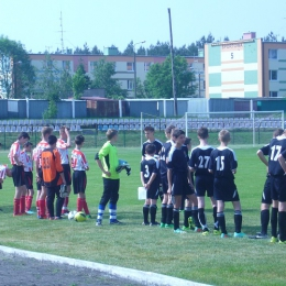Dąb - Polonia II Bydgoszcz 7:1 (trampkarze)
