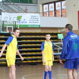 Halowy turniej trampkarzy w Świeciu z udziałem Chełminianki (27.01.2010 r.)