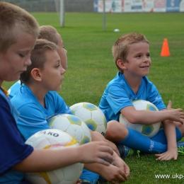 Trening na Oleskiej, lipiec-sierpień 2015