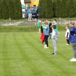Młodziki, trening łączony