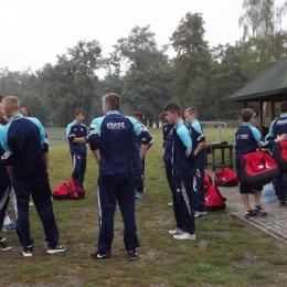 Juniorzy młodsi Swornica Czarnowąsy - Piast 0-8