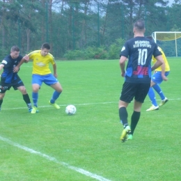 23.09.2017: Rawys Raciąż - Zawisza 1:0 (klasa A)