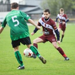 15. kolejka: Jutrzenka Bychlew - Sparta Łódź  0:3 (0:4)