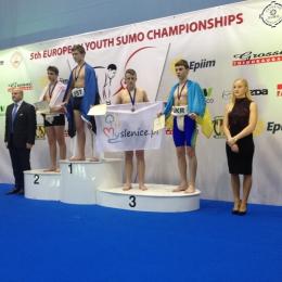 Mistrzostwa Europy Młodzików i Kadetów w Sumo