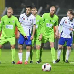 MKS Kluczbork - Rozwój Katowice 1:1, 23 września 2017