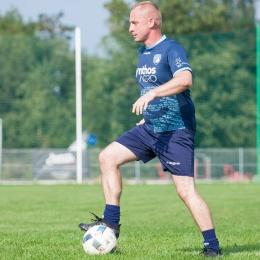 Mecz Legend Orła z okazji 70-lecia klubu [fot. Bartek Ziółkowski]