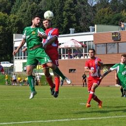III liga: Leśnik Manowo - Chemik Bydgoszcz 1:3