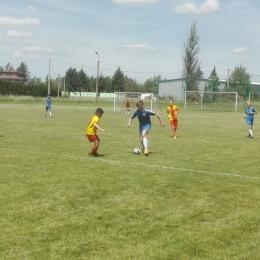 10.06.2017 Młodziki 2004: ŁKS Łochów - UKS Białe Orły 2:3 (2:0)