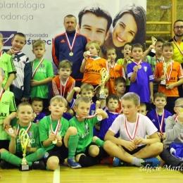 Turniej Mikolajkowy Żaków grudzień 2017